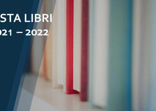 Lista Libri 2021-2022